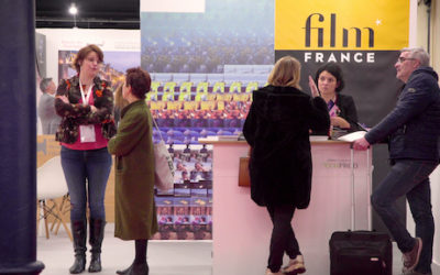 Focus sur la plateforme Film France Talents